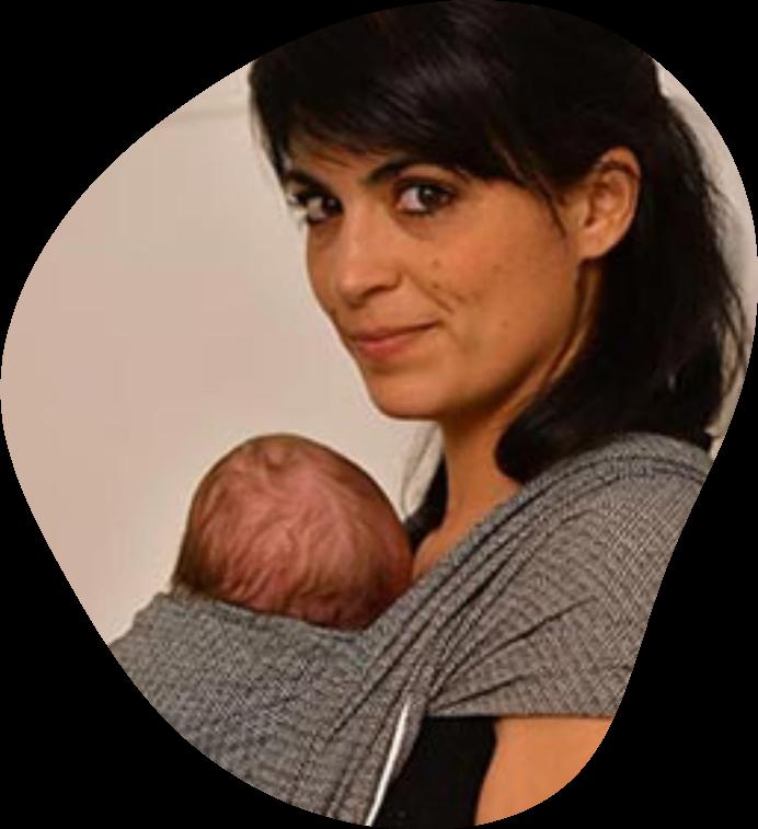 Echarpe&Comptine - Portage de bébé en écharpe -