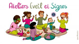 Eveils et signes - formation avec Echarpe&Comptine