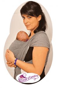 Atelier Portage bébé en écharpe - Echarpe&Comptine
