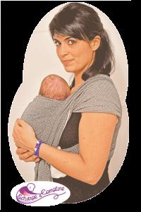 Echarpe & comptine - portage de bébé
