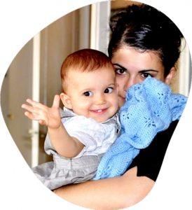 Echarpe&comptine - portage bébé - atelier - formation