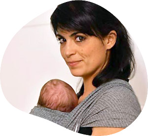 écharpe & comptine - portage bébé