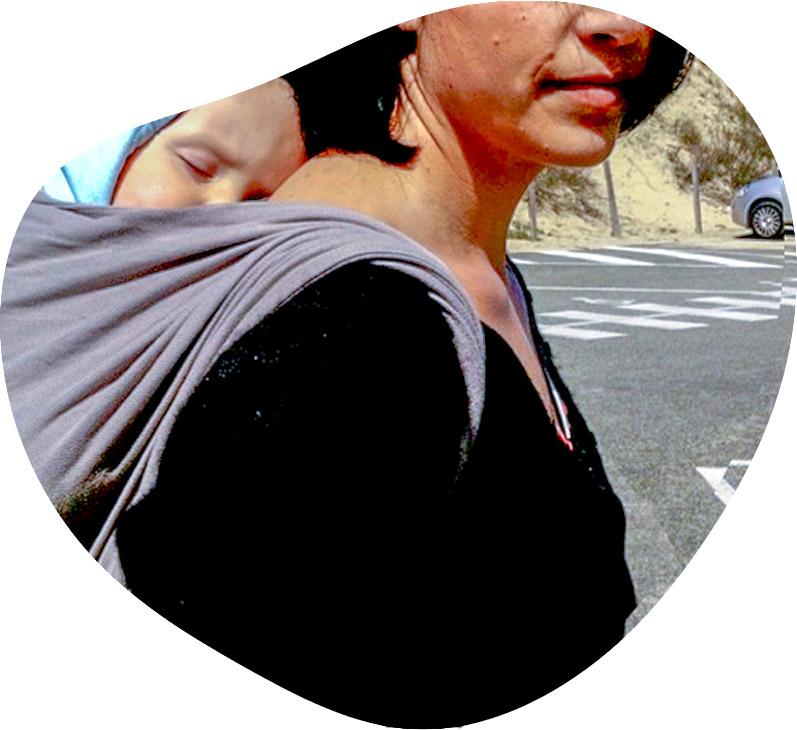 Echarpe&Comptine - Portage de bébé en écharpe - ateliers