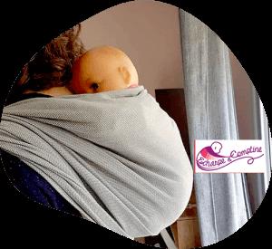 Echarpe&Comptine-portage bébé en écharpe-l'atelier