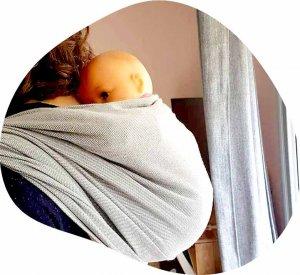 Echarpe&comptine - portage bébé - atelier
