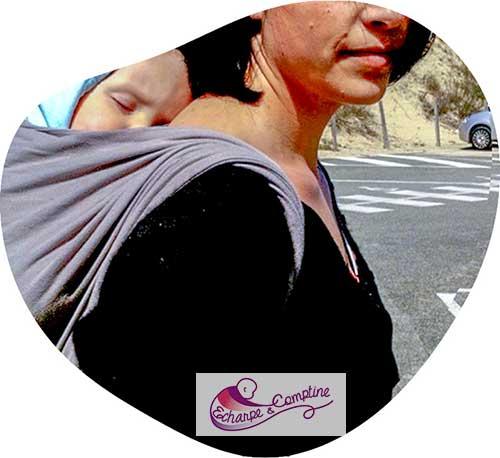 Echarpe&Comptine- les 10 bonnes raisons de porter bébé