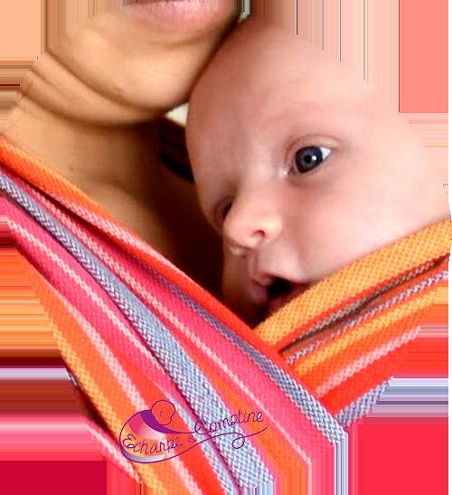 Echarpe&comptine - atelier portage bébé en écharpe